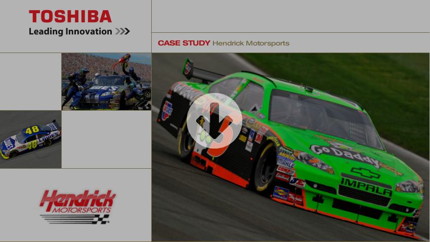 Hendrick Motorsports Case Study Download