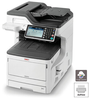OKI ES8473 Copier/Printer