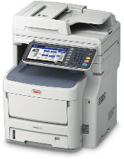 OKI MPS3537mc+ Copier/Printer