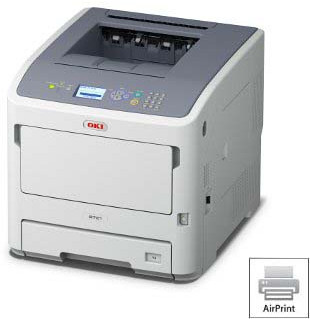 OKI MPS5501b Copier/Printer
